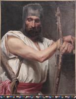 Íjász - 1860/70 - (Múzeumi Kategória)