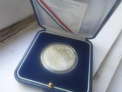 Tokaji Borvidék  5000,-Ft-os emlékérme 2008-ból eladó! BU