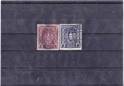 Ausztria forgalmi bélyegek 1922