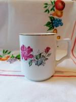 Kínai rózsás teás bögre