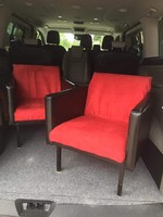 Mid century design fotelek