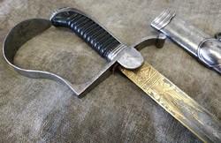 Gyönyörű Magyar (48-49) szabadságharcos emlék szablya kard