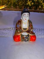 SATSUMA BUDDHA szobor
