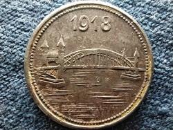 Németország Bonn-Siegkreis 10 Pfennig szükségpénz 1918 (id50265)