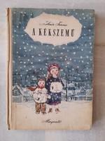 Retro, Molnár Ferenc:  A kékszemű, 1957-es kiadás