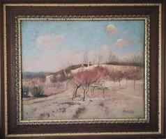 Mihalik Dániel festmény eladó