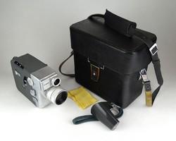 1E469 Retro Canon motor zoom 8 EEE japán 8 mm kamera