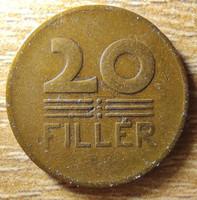 20 Fillér 1948 BP.