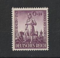 DEUTCHES REICH 1942 Peter Henlein