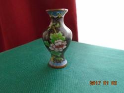 Antik kínai Rekeszzománc cloisonné váza