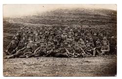 K.u.k infanterie regiment erzherzog friedrich nr 52 feldkompanie Sisak, szépen dekoráltak