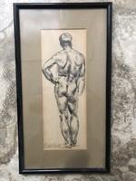 Deli Antal Tusrajz 1929-ből