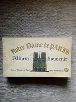 Képeslap (Párizs, Notre Dame)