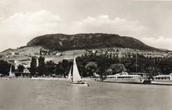 *Ba - 011   Balatont kedvelőknek: Badacsony - kikötő