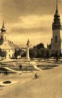 *B - 004  Posta tiszta Magyarország:  Nagykőrös  (eredeti 60 filléres)