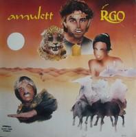 R-GO-AMULETT bakelit lemez