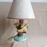 Zsűrizett kerámia asztali lámpa