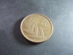 20 frank 1981 Belgium
