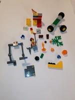 Lego alkatrészek