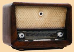 Telefongyár 426-os rádió