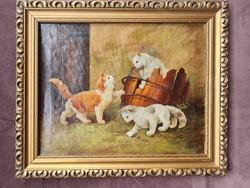 Heyer Artúr festmény eladó