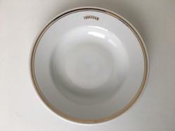 Zsolnay tányér Tungsram