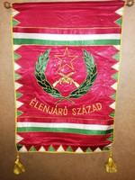 Élenjáró század zászló
