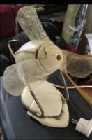 Retro IMI asztali ventillátor