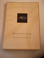 Herend Novelties 2015 Katalógus
