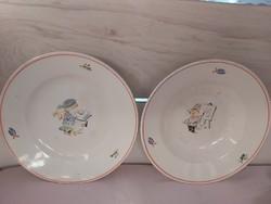 Gránit gyermek tányérok
