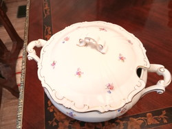 Antique tableware from Žilina