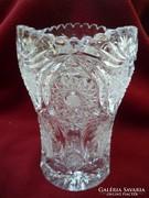 2 db.Ólomkristály váza 32997/1