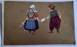 Régi képeslap - Dell'Anna & Gasparini (Milano)