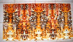 Retro selyem mokett falikárpit / falvédő  ( DBZ 0033 )