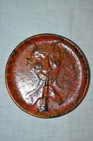 Kerámia falitányér  ( DBZ 00132 )
