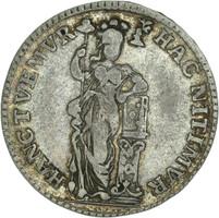 Hollandia 1/4 gulden!!RRR 1759