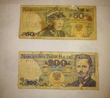 Régi lengyel zloty