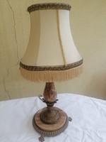Asztali lámpa onix