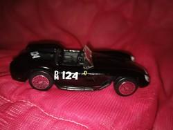 Bburago (Burago) Ferrari 250 TR Testa Rossa fekete 1/43 szép állapotú, doboz nélkül