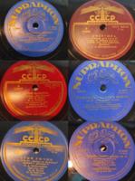 Klasszikus lemez gyűjtemény eladó, Bakelit és vinyl lemezek, 1950 körüli kiadások