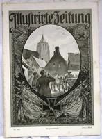 I.Világháborús német nyelvű képes újság, 1916 március 16 ,32 oldal.
