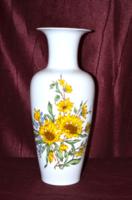 Zsolnay napraforgós nagy váza  ( DBZ 0029 )