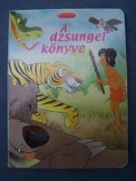A dzsungel könyve keménytáblás mesekönyv hibátlan