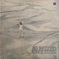 Koncz Zsuzsa – Jelbeszéd  LP bakelit lemez