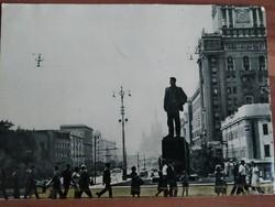 Moszkva, látkép a Bolsaja Szadovaja Útra, 1963