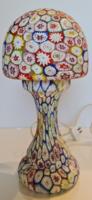 Muránói Millefiori lámpacsoda