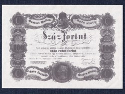 Szabadságharc (1848-1849) Kossuth bankó 100 Forint bankjegy 1848 Másolat! (id51558)