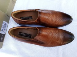 44 - es férfi bőr cipő . Lasocki márka .