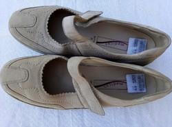 Medicus Betty H női kényelmi bőr cipő . 39-es .