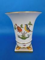 Herendi  Rothschild   barokk Körmös  váza